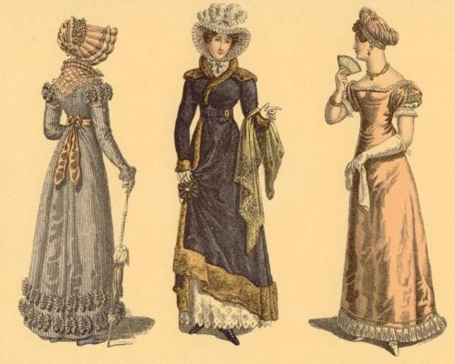 19th century fashion images Nineteenth Century Fashion in Detail: Lucy Johnston. - m