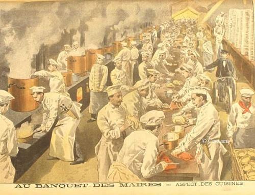 banquet cuisine