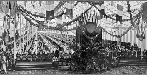 Banquet des Maires 1900