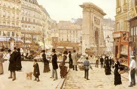 Jean Béraud: Boulevard St. Denis