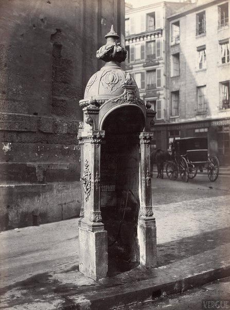 Victorian age peeing