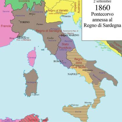 italy 1860